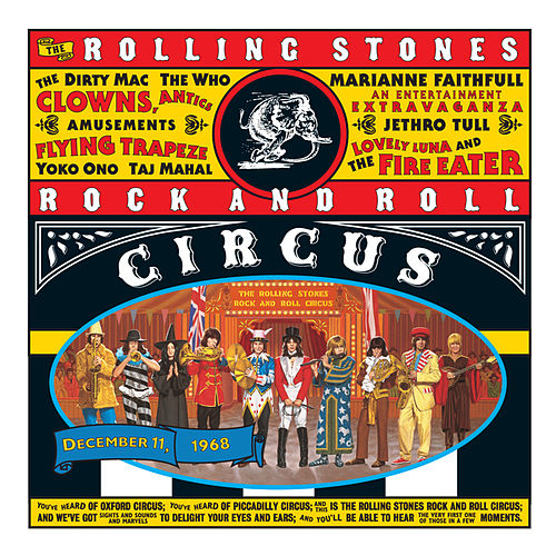 Rock And Roll Circus by Various Artists