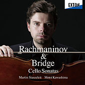 Rachmaninov & Bridge: Cello Sonatas by Motoi Kawashima