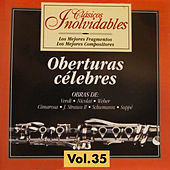 Clásicos Inolvidables Vol. 35, Oberturas Célebres by Various Artists
