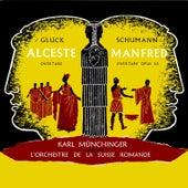 Alceste Overture by L'Orchestre De La Suisse Romanade