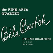 Bartok String Quartets by Fine Arts Quartet