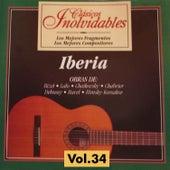 Clásicos Inolvidables Vol. 34, Iberia by Various Artists