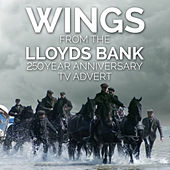 Wings from the Lloyds Bank