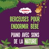 Berceuses pour endormir bébé: piano avec sons de la nature by The Kiboomers