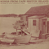 Songs from Cape Breton Island by Unspecified