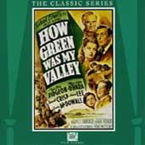 How Green Was My Valley by Alfred Newman