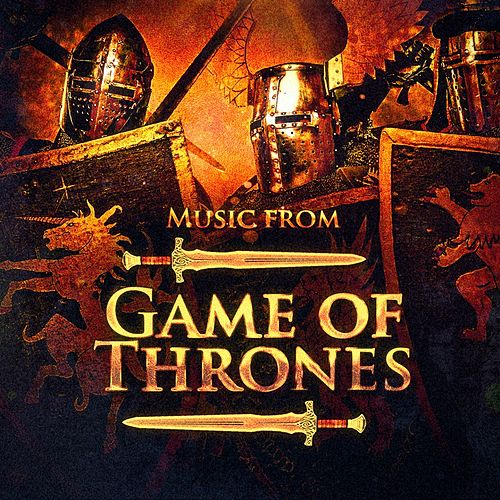 Music from Games of Thrones by The TV Theme Players