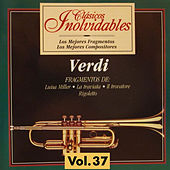 Clásicos Inolvidables Vol. 37, Verdi by Various Artists