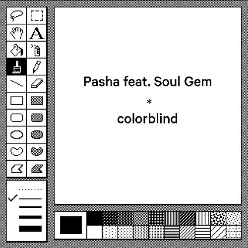 Colorblind (feat. Soulgem) by Pasha