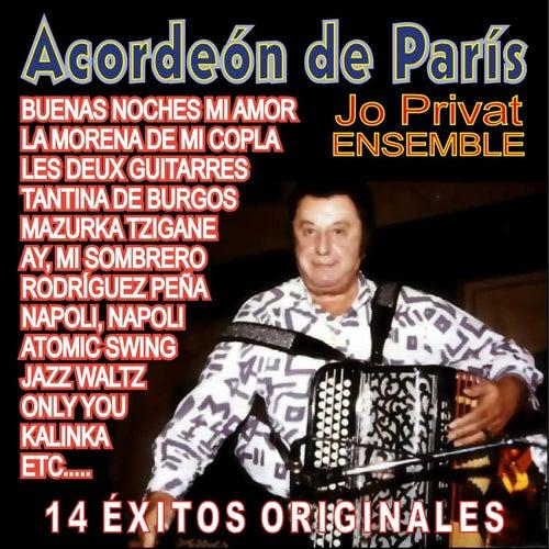 Acordeón de París by Jo Privat
