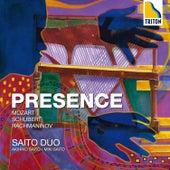 Presence by Miki Saito