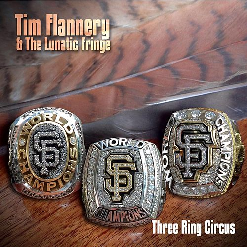 Three Ring Circus by Tim Flannery