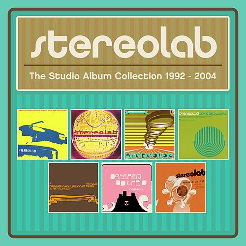 The Studio Album Collection 1992-2004 von Stereolab
