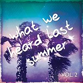 What We Heard Last Summer, Vol. 2 by Various Artists
