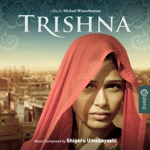 Trishna (Original Motion Picture Soundtrack) by Shigeru Umebayashi