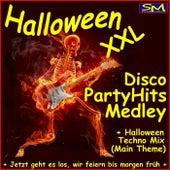 Halloween XXL Disco Techno Party Hits Medley (Jetzt geht es los, wir feiern bis morgen früh) by Schmitti