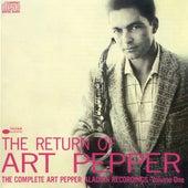 The Return Of Art Pepper by Art Pepper