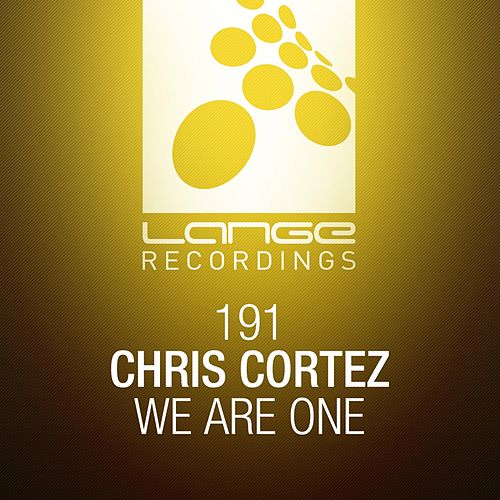 We Are One by Chris Cortez