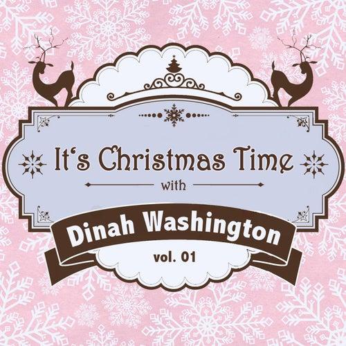 It's Christmas Time with Dinah Washington, Vol. 01 von Dinah Washington