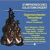 Symphonisches Solistenkonzert, Vol. 1 by Opernorchester Temeshvar