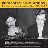 One Piano, Four Hands, The 1950s Recordings, Vol. 2 by Helen Schnabel