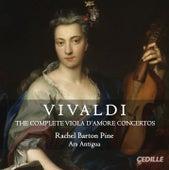 Vivaldi: The Complete Viola d'amore Concertos by Rachel Barton Pine