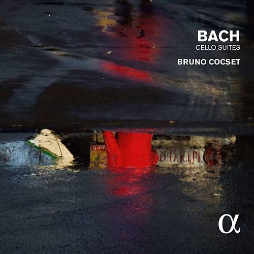 J.S. Bach: Cello Suites by Bruno Cocset
