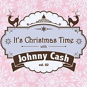 It's Christmas Time with Johnny Cash, Vol. 02 by Johnny Cash