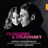 Stravinsky, Prokofiev: Concertos by Patricia Kopatchinskaja