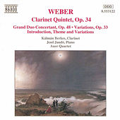 Clarinet Works by Carl Maria von Weber