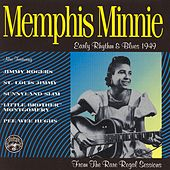 Early Rhythm & Blues From The Rare Regal Sessions by Memphis Minnie
