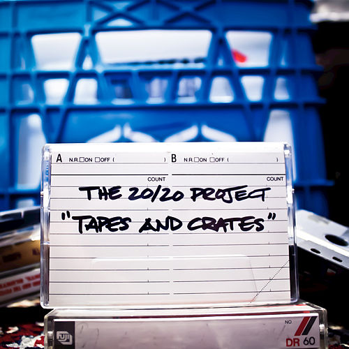 Tapes and Crates by 20