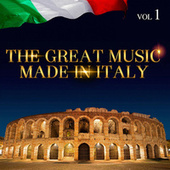 The Great Music Made in Italy Vol. 1 by Various Artists
