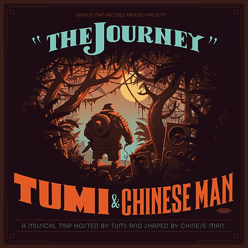 The Journey by Chinese Man