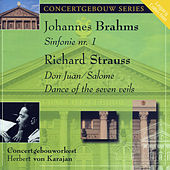 Brahms: Symphony No. 1, Strauss: Don Juan & Dance of the Seven Veils von Concertgebouw Orchestra of Amsterdam