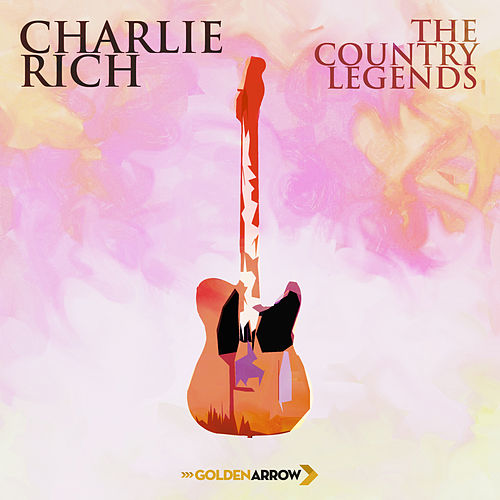 Charlie Rich - The Country Legends by Charlie Rich