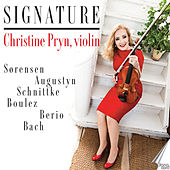 Signature by Christine Pryn
