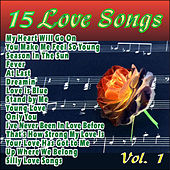 15 Love Songs - Vol. 1 by Various Artists