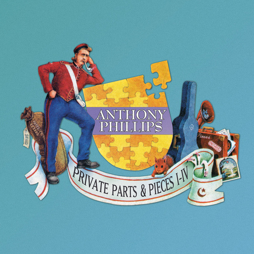 Private Parts & Pieces I-V by Anthony Phillips