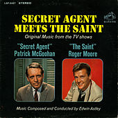 Secret Agent Meets The Saint (Original Music from the TV Shows