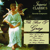 The Best Of Grieg by Slowakische Philharmonic