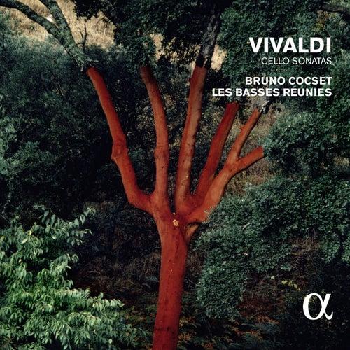 Vivaldi: Cello Sonatas by Bruno Cocset