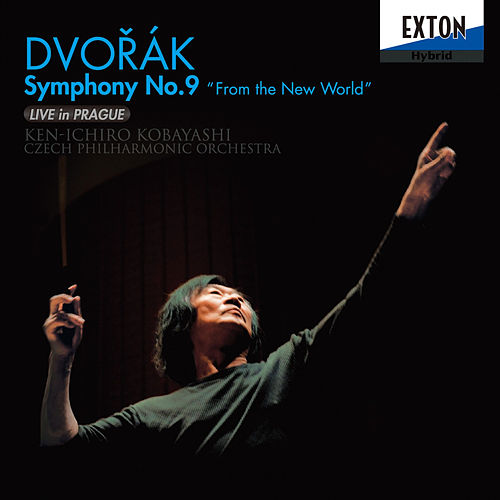 Dvorak: Symphony No. 9 from the New Worldlive in Prague by Czech Philharmonic Orchestra