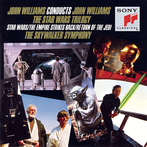 The Star Wars Trilogy by John Williams