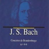 J.S. Bach Concertos de Brandemburgo No. 4 - 6 by Philharmonia Slavonica