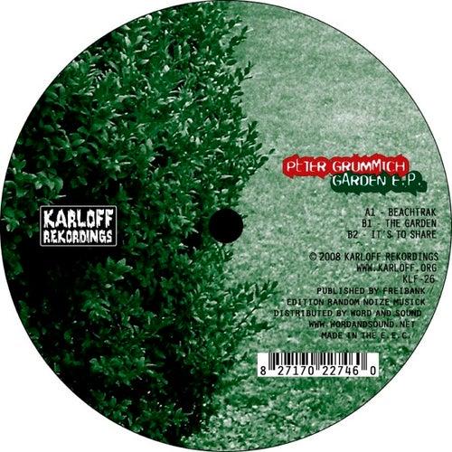 Garden EP by Peter Grummich