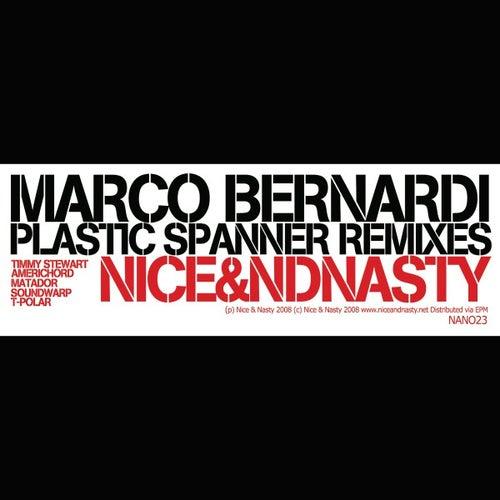 Plastic Spanner Remixes by Marco Bernardi