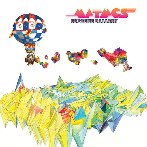 Supreme Balloon by Matmos