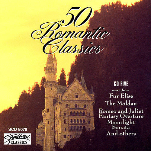 50 Romantic Classics (Vol 5) by Various Artists