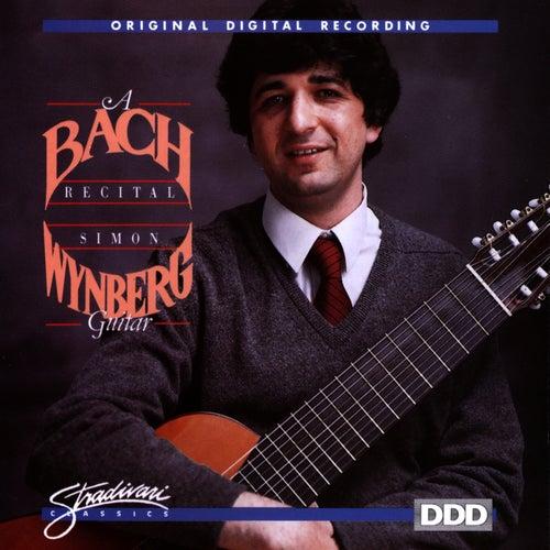 A Bach Recital by Johann Sebastian Bach